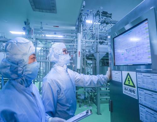 泰州中国医药城入驻企业再获政策支持 药监部门七项措施促进产业高质量发展